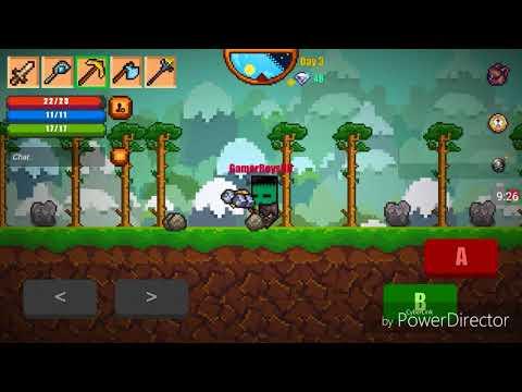 Pixel survival 2 survival grassland Deutsch 3 part