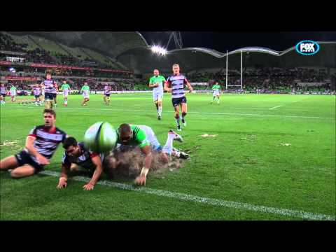 Super Rugby: Rebels V Highlanders (Round 5)
