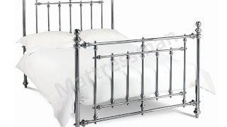 Bentley Designs - Imperial (nickel) Bed Frame