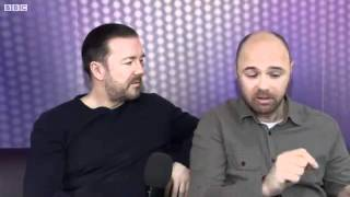 Ricky and Karl - Social Networking