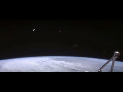 Les ovnis les plus étranges observés depuis l\'ISS