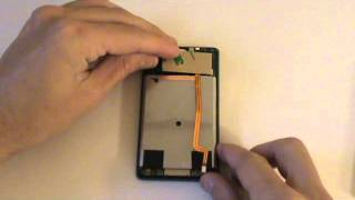 Zune 30gb 1st Gen Battery Replacement Tutorial Instructions | GadgetMenders.com