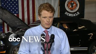 Rep. Joe Kennedy III delivers Democratic response to State of the Union