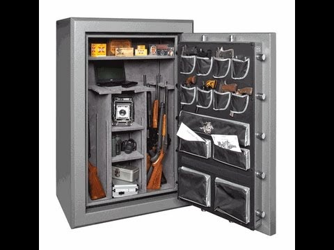 Serious Issue with Winchester gun safes - YouTube