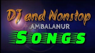 Ambalanur boys DJ and nonstop dance in the Ganesh chaturti