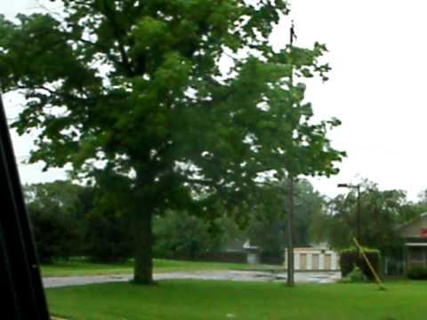 Tornado in Jackson MI
