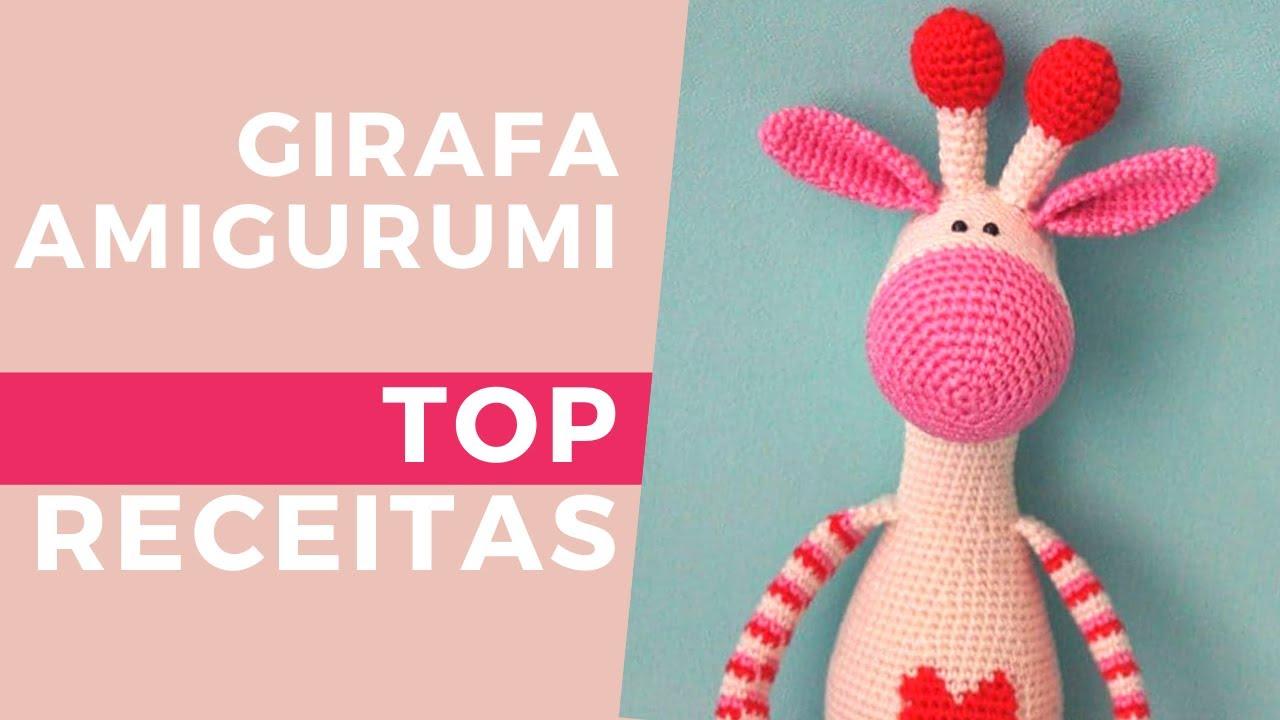 Gina, a Girafa | AmiBR | 720x1280