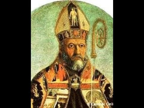 The Life Of Saint Augustine By His Friend Possidius, Full-Length Catholic Audiobook