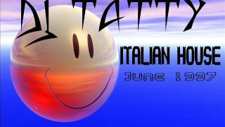 DJ Tatty - Italian House June 1997