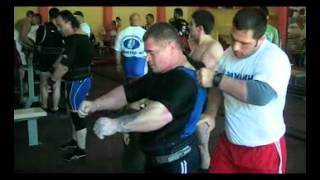 prepare to 300,5 kg @ 82,5 kg bench press Sergey Koshkin