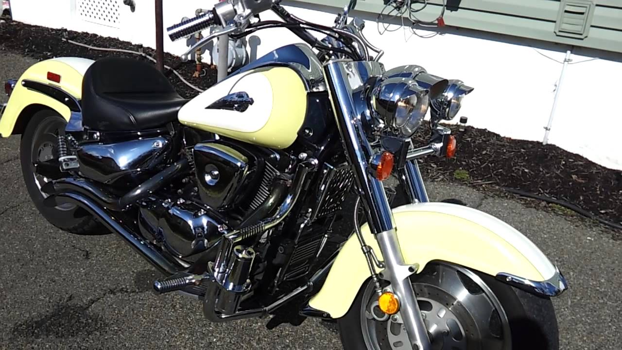 1998 suzuki intruder 1500 with some loud ass pipes youtube. Black Bedroom Furniture Sets. Home Design Ideas