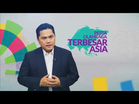Welcome Asian Games 2018 (Unofficial Video)