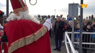 Intocht van Sinterklaas in Sleeuwijk - Altena TV