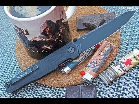 Обзор Mr. Blade Pike Blackwash