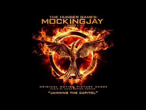 'Jamming the Capitol' - The Hunger Games: Mockingjay Part 1 Score by James Newton Howard