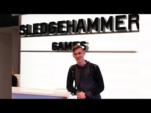 I Went To Sledgehammer To Play COD WW2 DLC 2 Early!