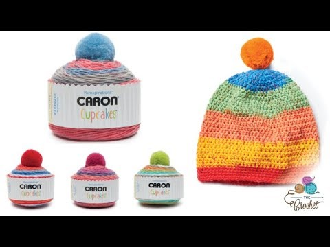 0f55bae8117 Caron Cupcakes Yarn. The Crochet Crowd