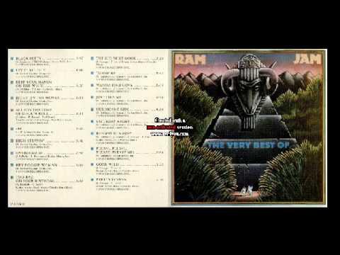 RAM JAM the very best of ALBUM