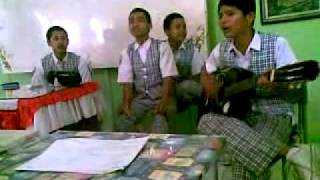 ya sudahlah- bondan prakoso (singing by students)