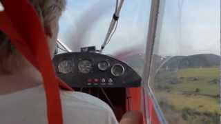 Самодельный самолёт Piper Cub(www.tehnohobby.ru Сделай Сам! Чертежи оригинальных самоделок! Чертежи: катеров, лодок, яхт, мотоциклов, ATV, багги,..., 2013-04-04T15:26:52.000Z)