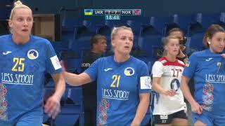 Украина - Норвегия. 30.05.2018. Отбор на чемпионат Европы-2018