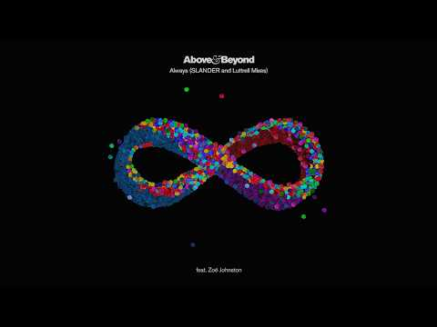 Above & Beyond feat  Zoë Johnston  Always Luttrell Remix