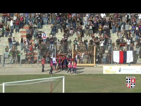 La sintesi di Torres Monastir 2-0 (1^ di Eccellenza)