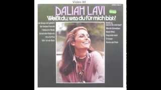 Daliah Lavi - Ich wollt