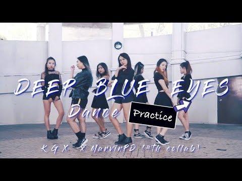 [KGX] Girls Next Door 옆집소녀 - Deep Blue Eyes Dance Practice