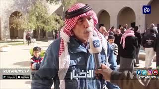 وقفة احتجاجية في الكرك تطالب بإقالة الحكومة وحل مجلس النواب - (4-1-2019)
