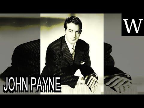 JOHN PAYNE actor  WikiVidi Documentary