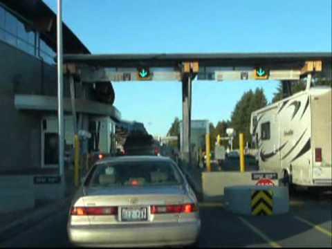 Canadian Border Crossing at Blaine, WA (rev 1)