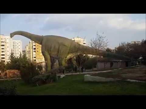 Sauroposeidon Dinozor Adana Dinozorlar Parkı Part  4
