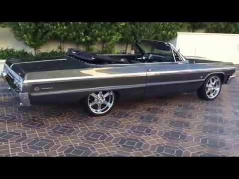 1964 Chevrolet Impala For Sale At Celebrity Cars Las Vegas
