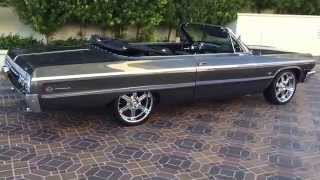 1964 Chevrolet impala for sale At Celebrity Cars Las Vegas