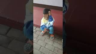 """Gambar cover Video Lucu """"Anak kecil Ngantuk berat"""""""