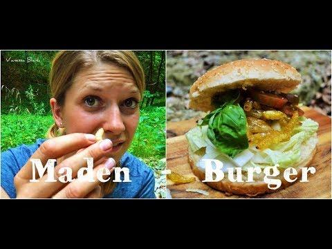 Outdoor Küche Hamburg : Maden survival burger wilde outdoorküche vanessa blank outdoor
