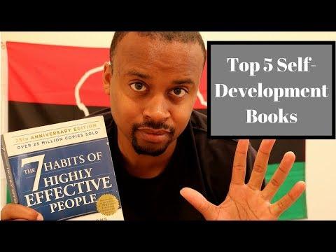 5 Self Development Books Every Black Person Should Read