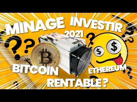 Et si c'était le bon moment pour investir dans le minage de cryptos ?