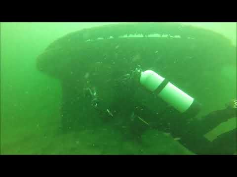 Diving the Rothesay - 2017/06/03