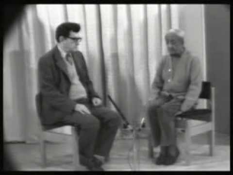 J. Krishnamurti & David Bohm - Brockwood Park 1980 - 12: The intelligence of love