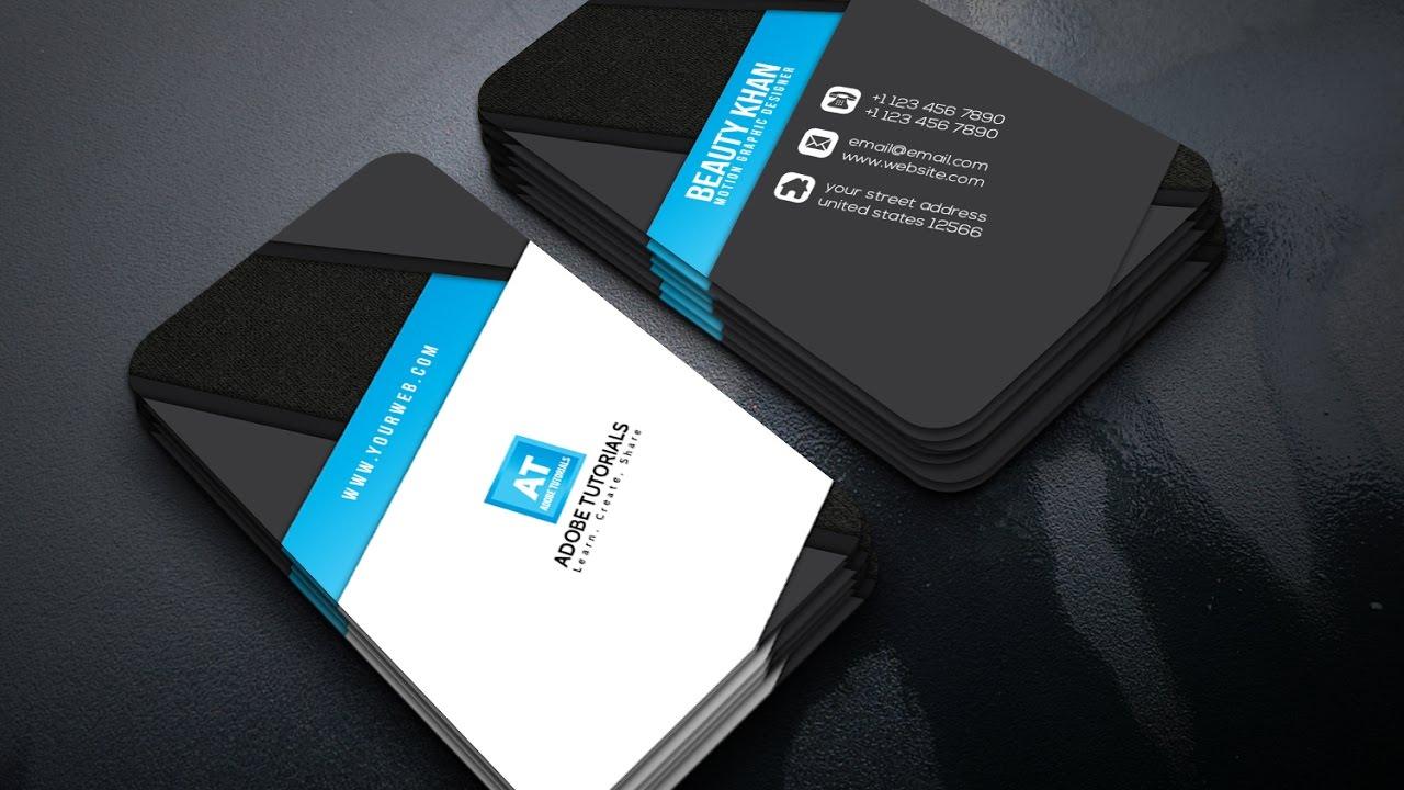 Adobe illustrator cc tutorial exclusive business card design youtube adobe illustrator cc tutorial exclusive business card design colourmoves