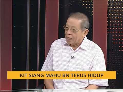 Lim Kit Siang mahu BN terus hidup