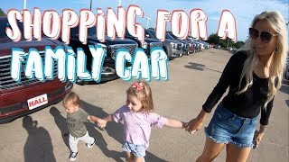 buying my mom her dream car!!!