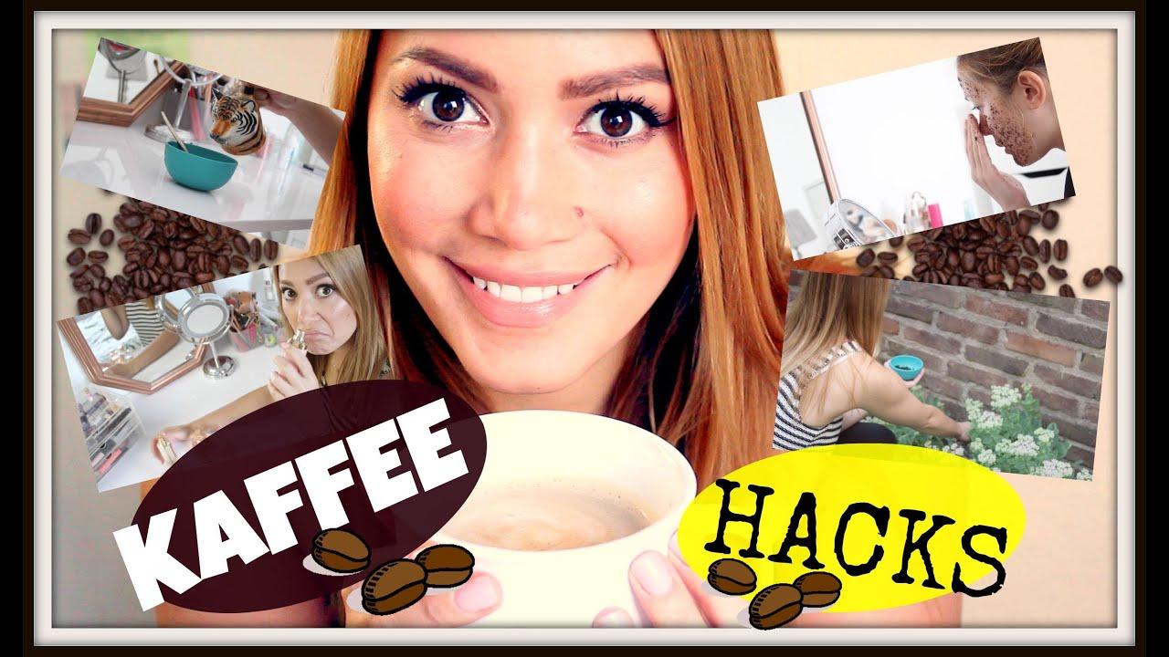 Kaffee Hacks Kaffeesatz Nicht Wegwerfen Funnypilgrim Youtube