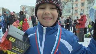 Лыжня Кольцово 2016