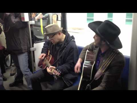 Country Music on the C-Train Calgary