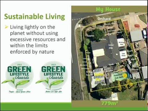 Sustainable Living in the Suburbs