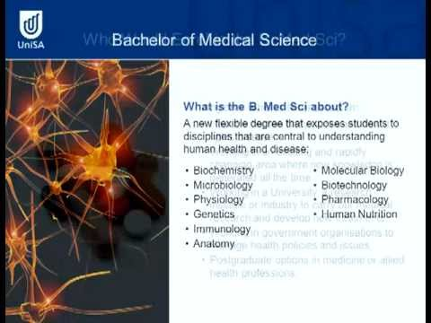Medical Science - Open Day 2011 - University of South Australia