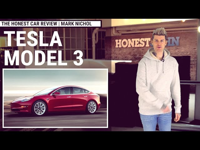 The Honest Car Review | Tesla Model 3 - like the future got trapped inside the past